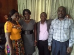 Pig Farmers Executives meets Agriculture Minister